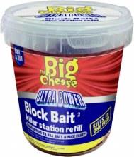 Big Cheese Block Bait Refill