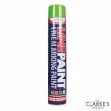 Line It Line Marking Spray Paint Green 750ml