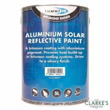 Bond It Aluminium Solar Reflective Paint 5 Litre