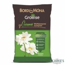 Bord Na Mona Growise goGreen Multi-Purpose Compost 50 Litre