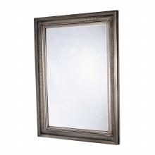 Bordeaux Wall Mirror Silver