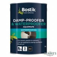 Bostik Damp-Proofer and Waterproofer 5 Litre