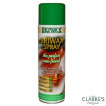 Briwax Spray Wax 400ml