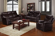 Castleford Recliner Brown