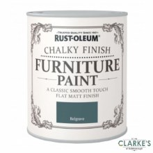 Rust-Oleum Chalky Finish Furniture Paint Belgrave 125 ml