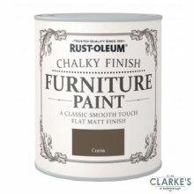 Rust-Oleum Chalky Finish Furniture Paint Cocoa 125 ml