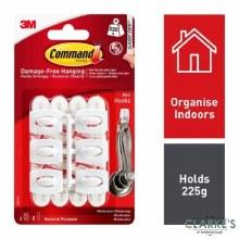 Command 3M Mini Hooks