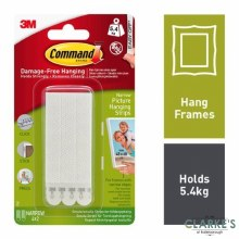 Command 3M Narrow Picture Hanging Strips