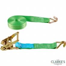 Connex Two-Piece Ratchet Strap 2 Tone 6 Meter