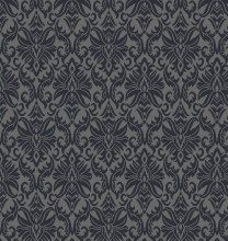 Carpet Damask Light Grey