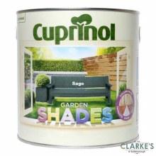 Cuprinol Garden Shades Sage 2.5 Litre
