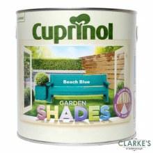 Cuprinol Garden Shades Beach Blue 1 Litre