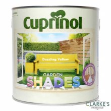 Cuprinol Garden Shades Dazzling Yellow 1 Litre