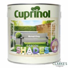 Cuprinol Garden Shades Muted Clay 1 Litre