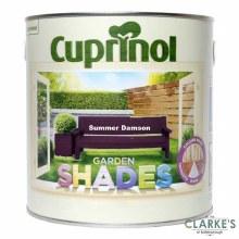 Cupinol Garden Shades Summer Damson 1 Litre