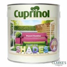Cuprinol Garden Shades Sweet Sundae 1 Litre