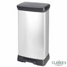 Curver Deco Soft Close Pedal Bin 50 Litre