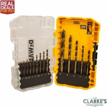 DeWalt DT70727 Black & Gold HSS Drill Bitt Set 14 Piece