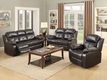 Dorchester 1 seater recliner tan