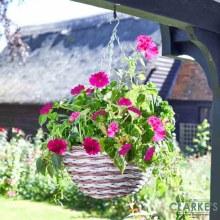 "Duet - Flower Planting Basket 14"""
