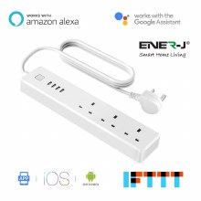 ENER-J Smart Extension Lead with USB Ports