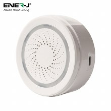 ENER-J Smart WIFI Siren Alarm Sensor