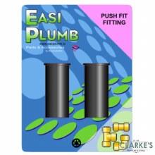 """Easi Plumb 3.4"""" Plastic Inserts 2 Pieces"""