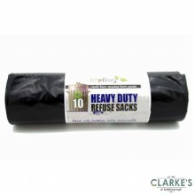 Ecobag Heavy Duty 10 Refuse Sacks 100 Litre