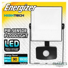 Energizer LED 20W Floodlight with Movement Sensor