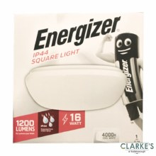 Energizer IP44 LED Square Light