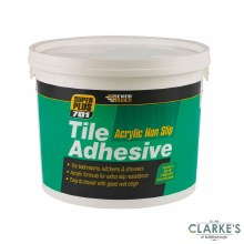 EverBuild 701 Non Slip Tile Adhesive 2.5 Kg