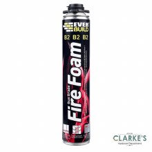 EverBuild B2 Expanding Fire Foam 750ml