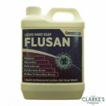 Flusan Antibacterial Liquid Soap 2.5 Litre