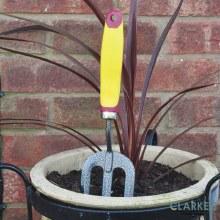 GardenPro Soft Grip Hand Fork