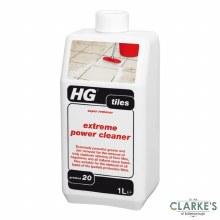 HG No 20 Tile Extreme Power Cleaner 1 Litre