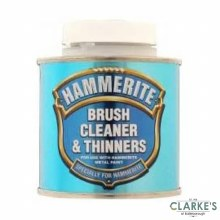 Hammerite Brush Cleaner and Thinner 250ml