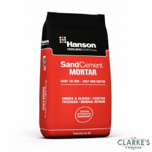 Hanson Sand and Cement Mortar 20 Kg