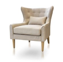 Harper Accent Chair Beige