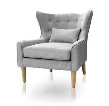 Harper Accent Chair Grey