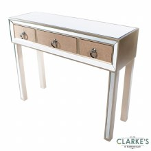 Hayden Mirrored Console Table