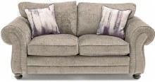 Hollins 2 Seater Mink Sofa
