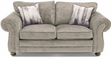 Hollins 2 Seater Mink Sofa