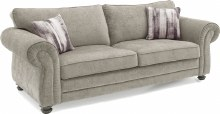 Hollins 3 Seater Mink Sofa