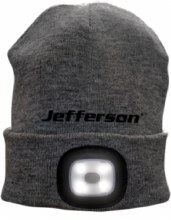Jefferson Rechargeable LED Beanie Hat
