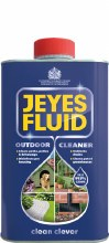 Jeys Fluid Outdoor Cleaner and Disinfector 300 ml
