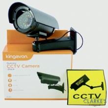 Kingavon Dummy CCTV Camera