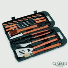 Landmann Barbecue Tool Set 18 Piece