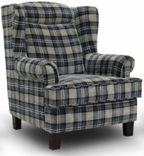 Manor Wing Chair Teal