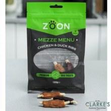 Mezze Manu - Chicken & Duck Ribs 100 g