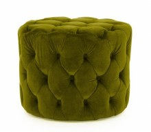 Perkins Foot Stool Moss